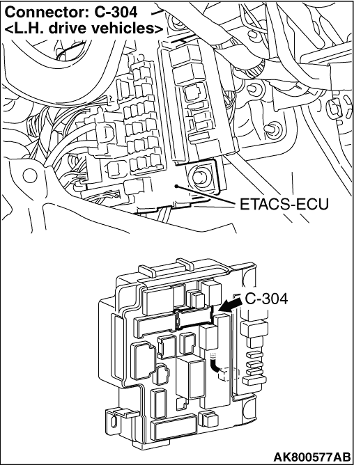 Code No  P2530: Ignition Switch-IG1 Circuit