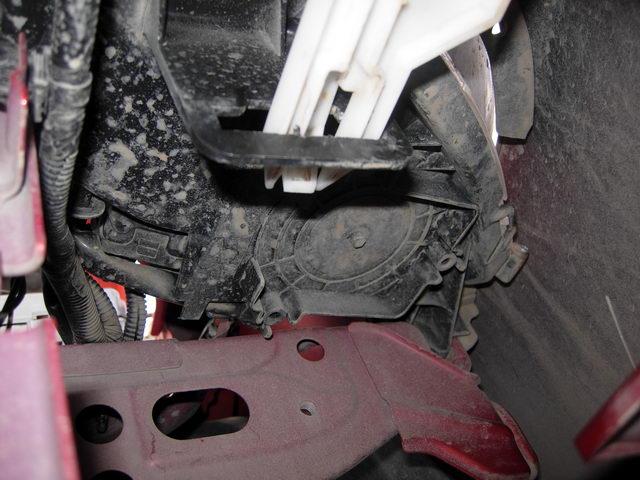 Ремонт переднего бампера лансер 10 своими руками