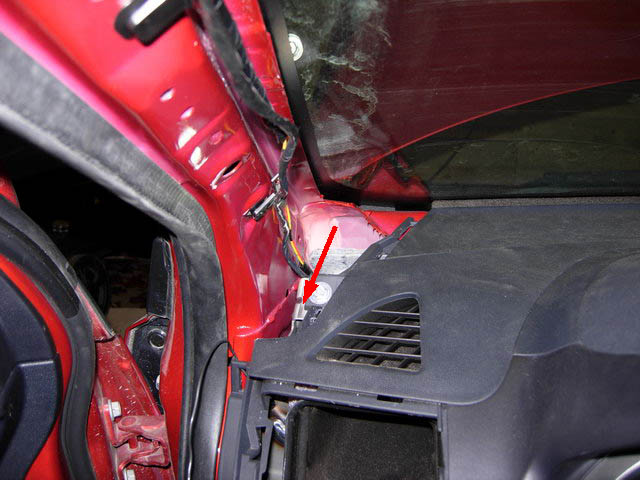 Установка парктроника на Lancer X